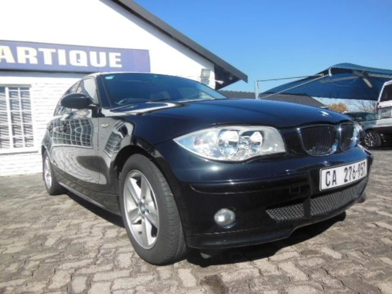 BMW 1 series 120i 2006 photo - 5