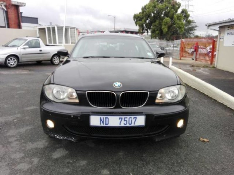 BMW 1 series 120i 2006 photo - 7