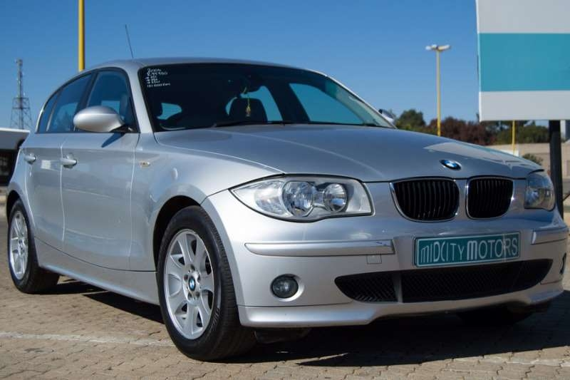 BMW 1 series 120i 2006 photo - 8