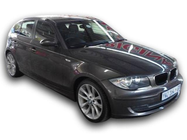BMW 1 series 120i 2010 photo - 11
