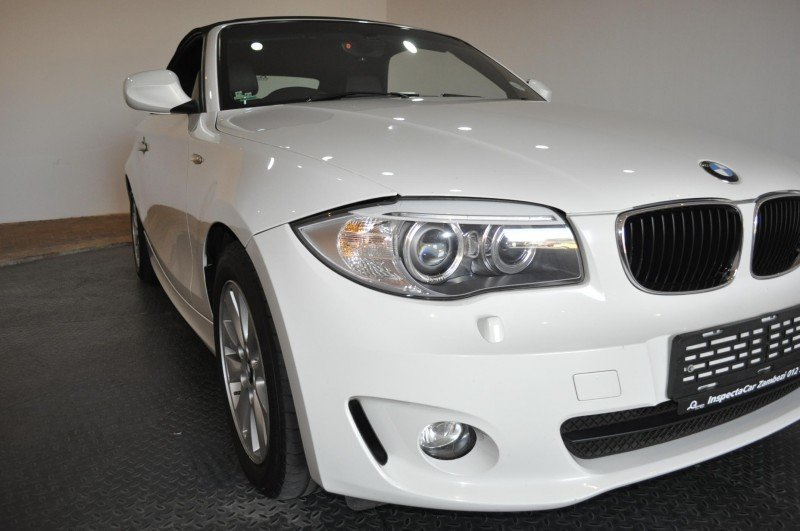 BMW 1 series 120i 2012 photo - 3