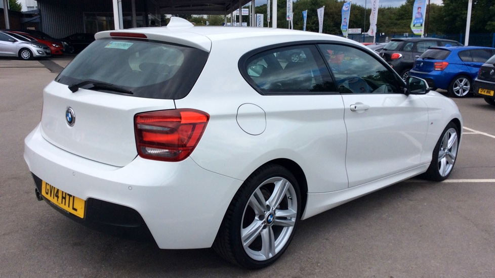 BMW 1 series 125d 2014 photo - 10