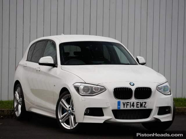 BMW 1 series 125d 2014 photo - 11
