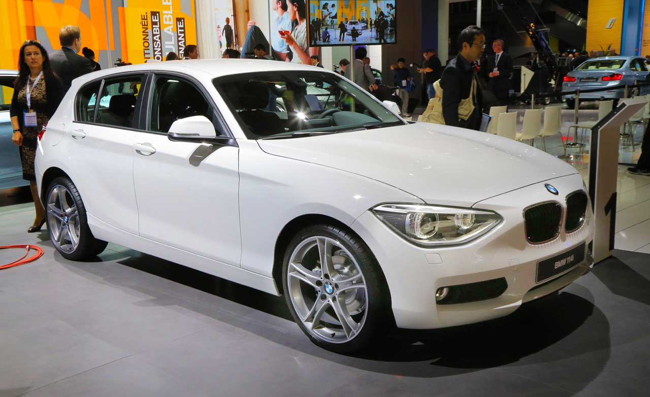 BMW 1 series 125d 2014 photo - 12