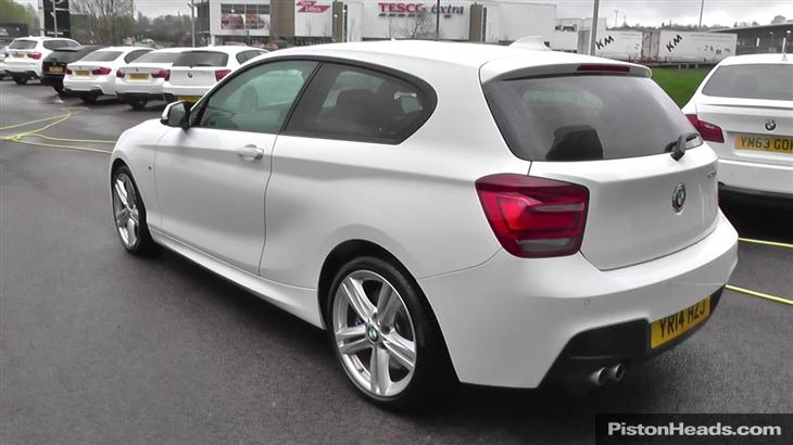 BMW 1 series 125d 2014 photo - 2