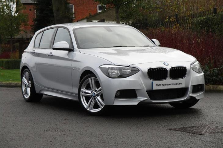 BMW 1 series 125d 2014 photo - 3
