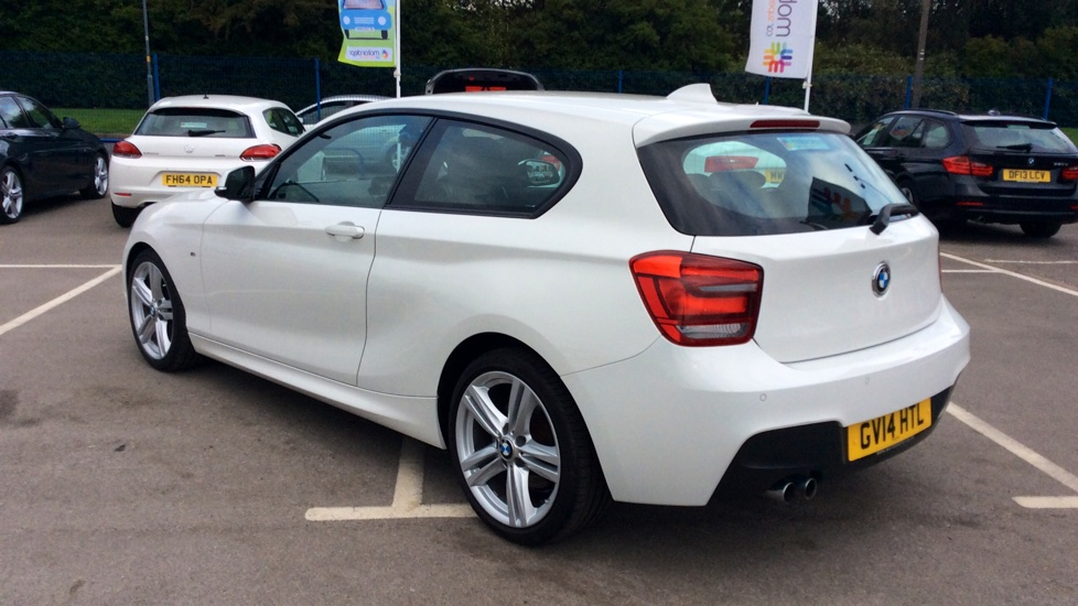 BMW 1 series 125d 2014 photo - 4