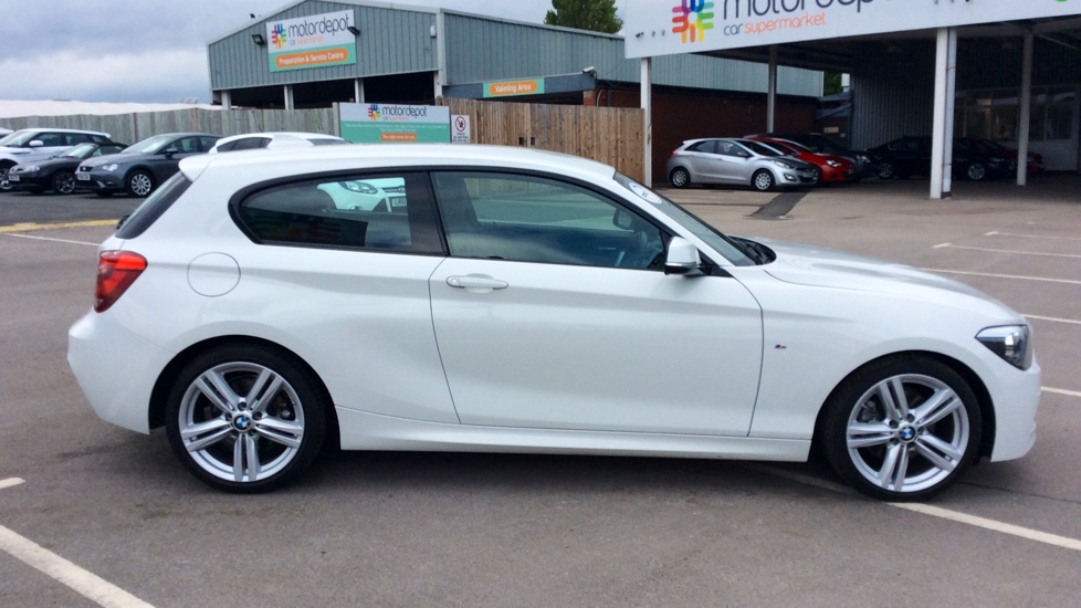 BMW 1 series 125d 2014 photo - 7