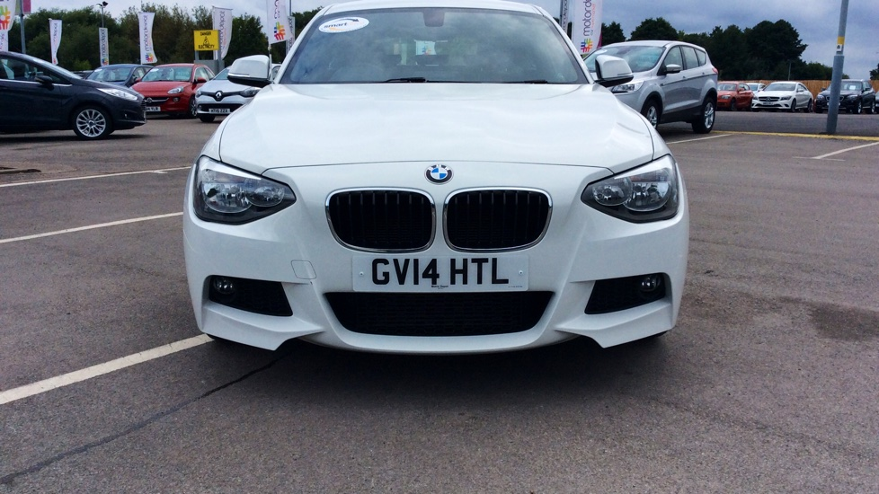 BMW 1 series 125d 2014 photo - 8