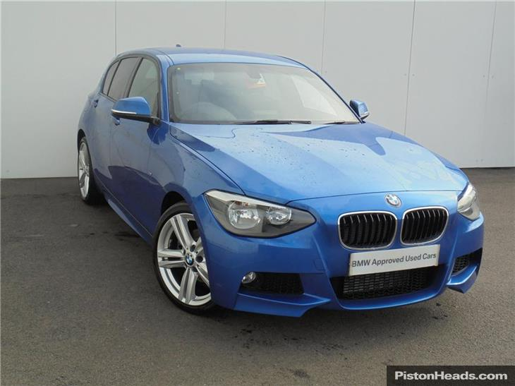 BMW 1 series 125d 2014 photo - 9