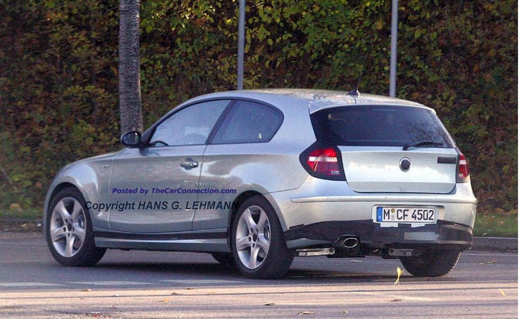 BMW 1 series 135i 2008 photo - 1