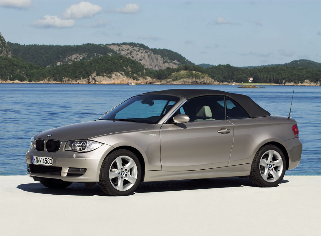 BMW 1 series 135i 2008 photo - 3