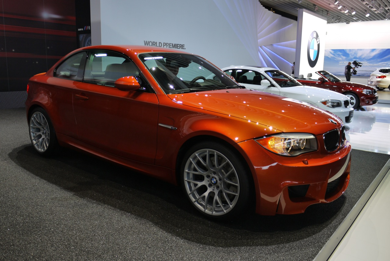 BMW 1 series 135is 2011 photo - 5