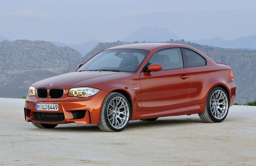 BMW 1 series 135is 2011 photo - 7