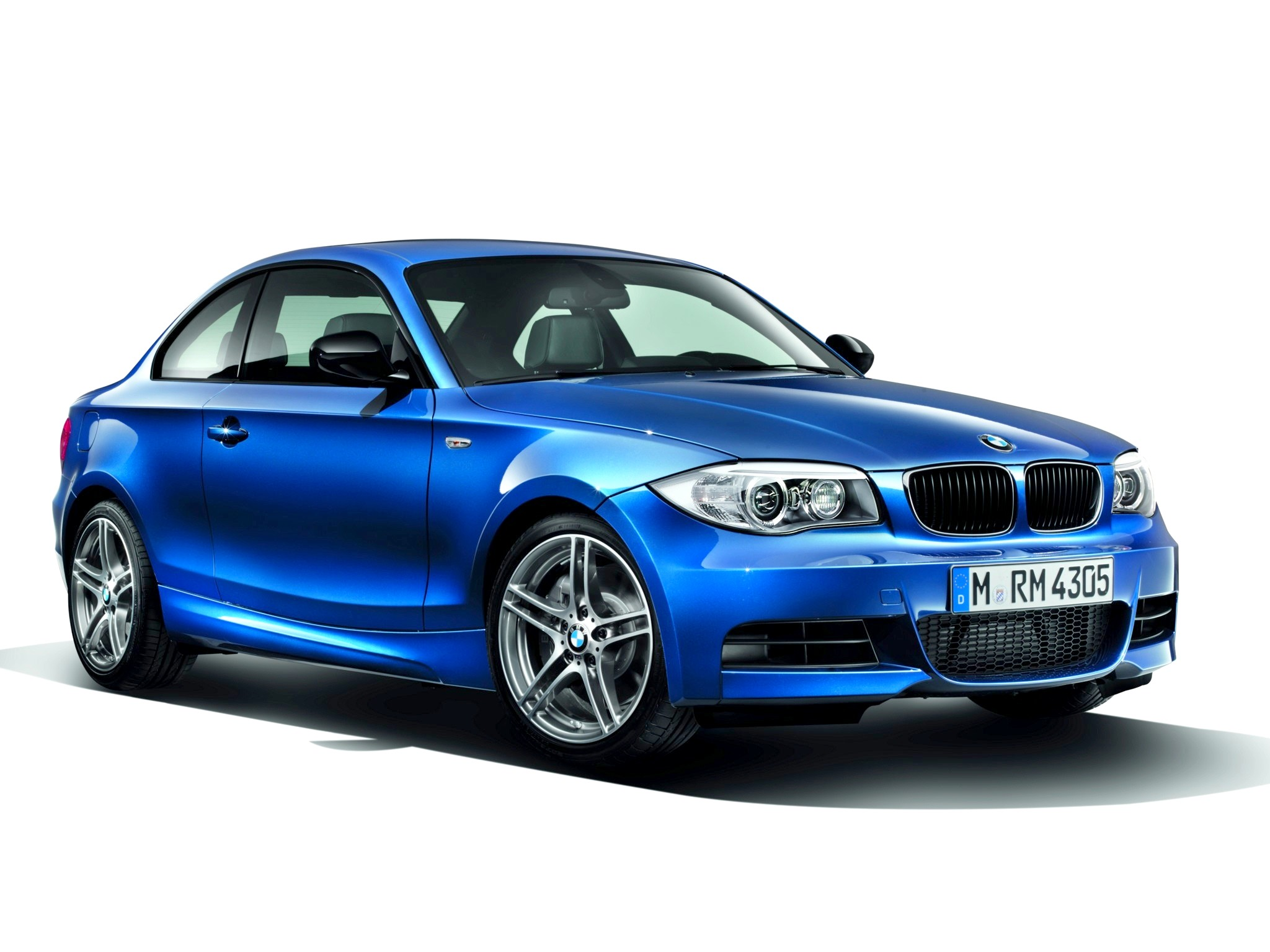 BMW 1 series 135is 2012 photo - 1