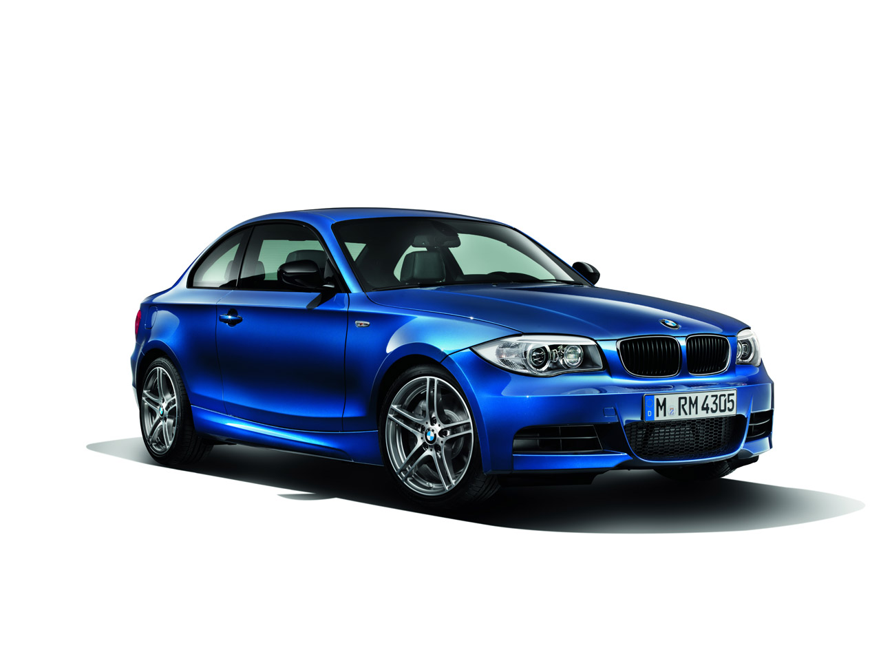 BMW 1 series 135is 2012 photo - 3