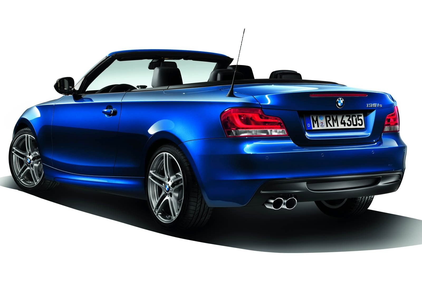 BMW 1 series 135is 2013 photo - 7