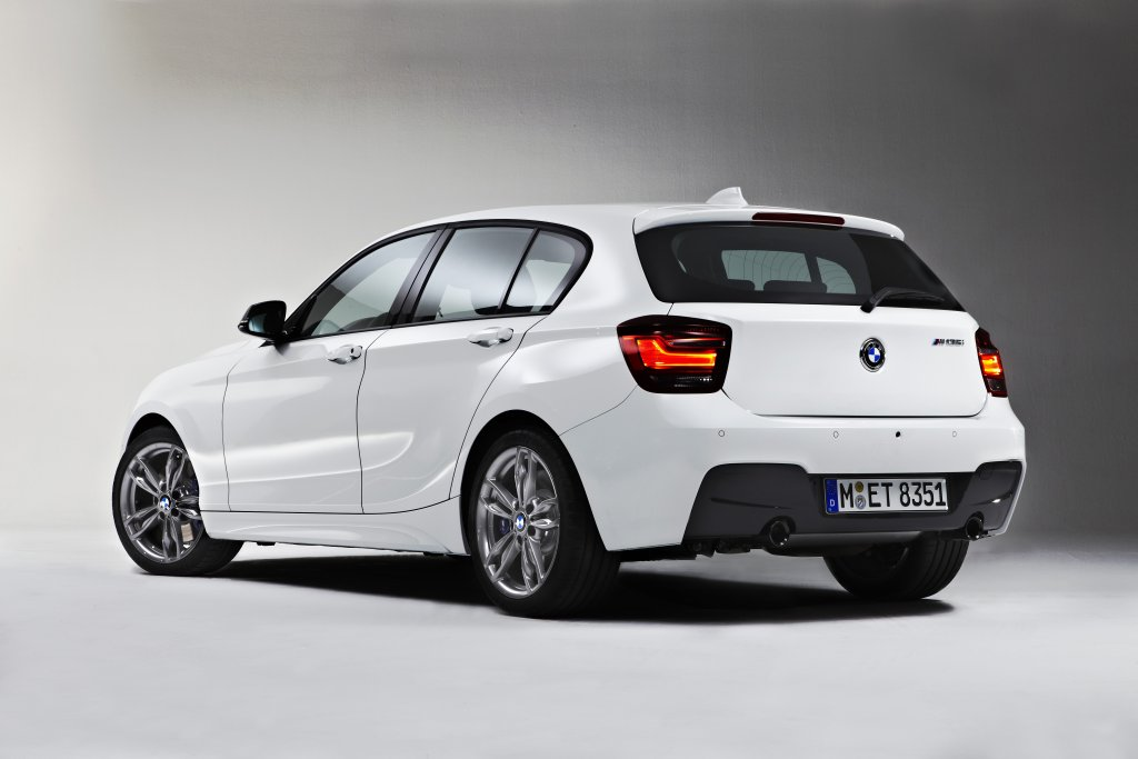 BMW 1 series M135i 2012 photo - 1