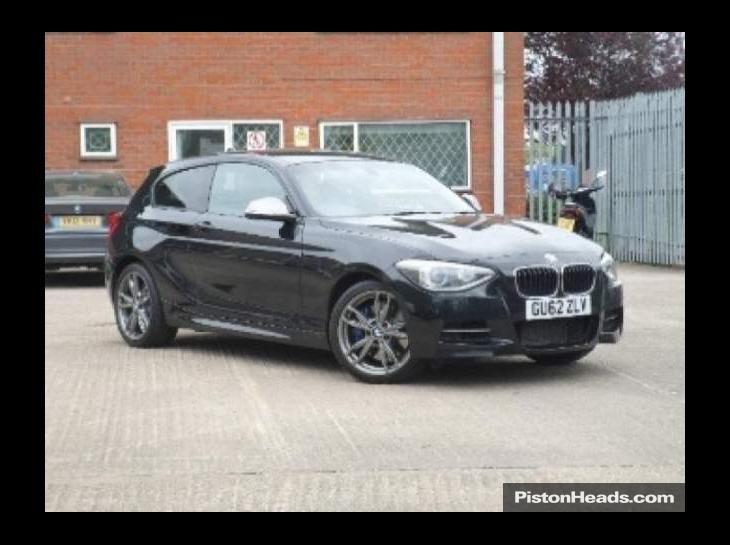 BMW 1 series M135i 2012 photo - 12