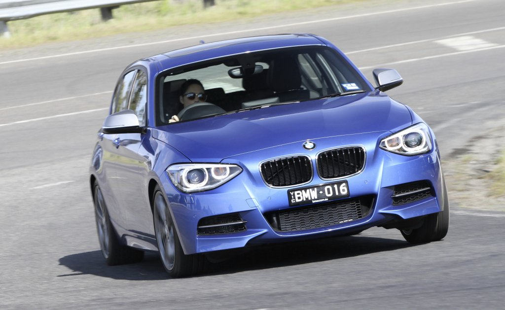 BMW 1 series M135i 2012 photo - 4