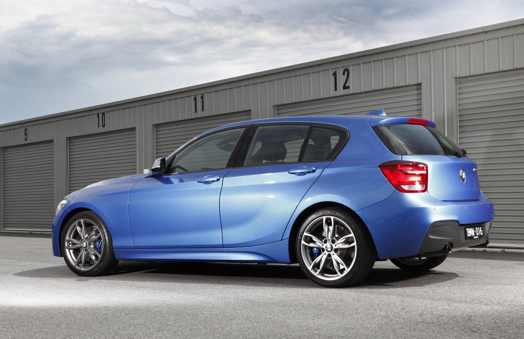 BMW 1 series M135i 2012 photo - 5
