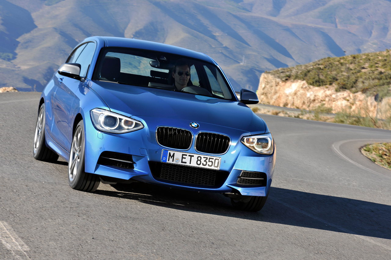 BMW 1 series M135i 2012 photo - 6