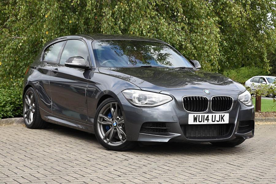 BMW 1 series M135i 2014 photo - 1