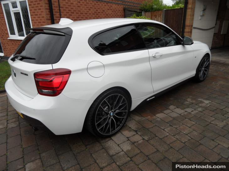BMW 1 series M135i 2014 photo - 10
