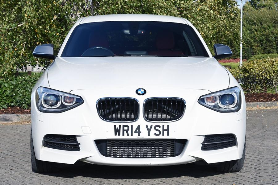 BMW 1 series M135i 2014 photo - 3