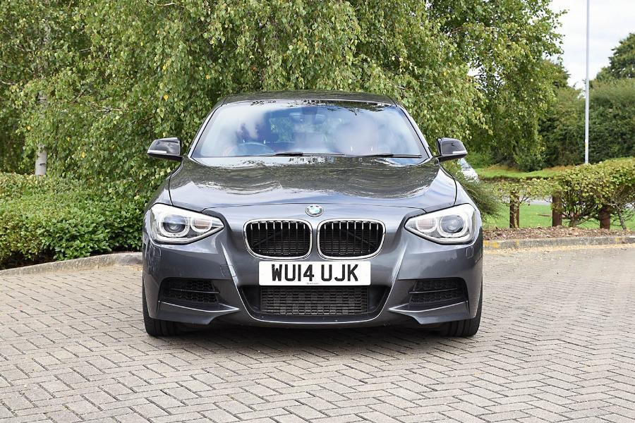 BMW 1 series M135i 2014 photo - 4