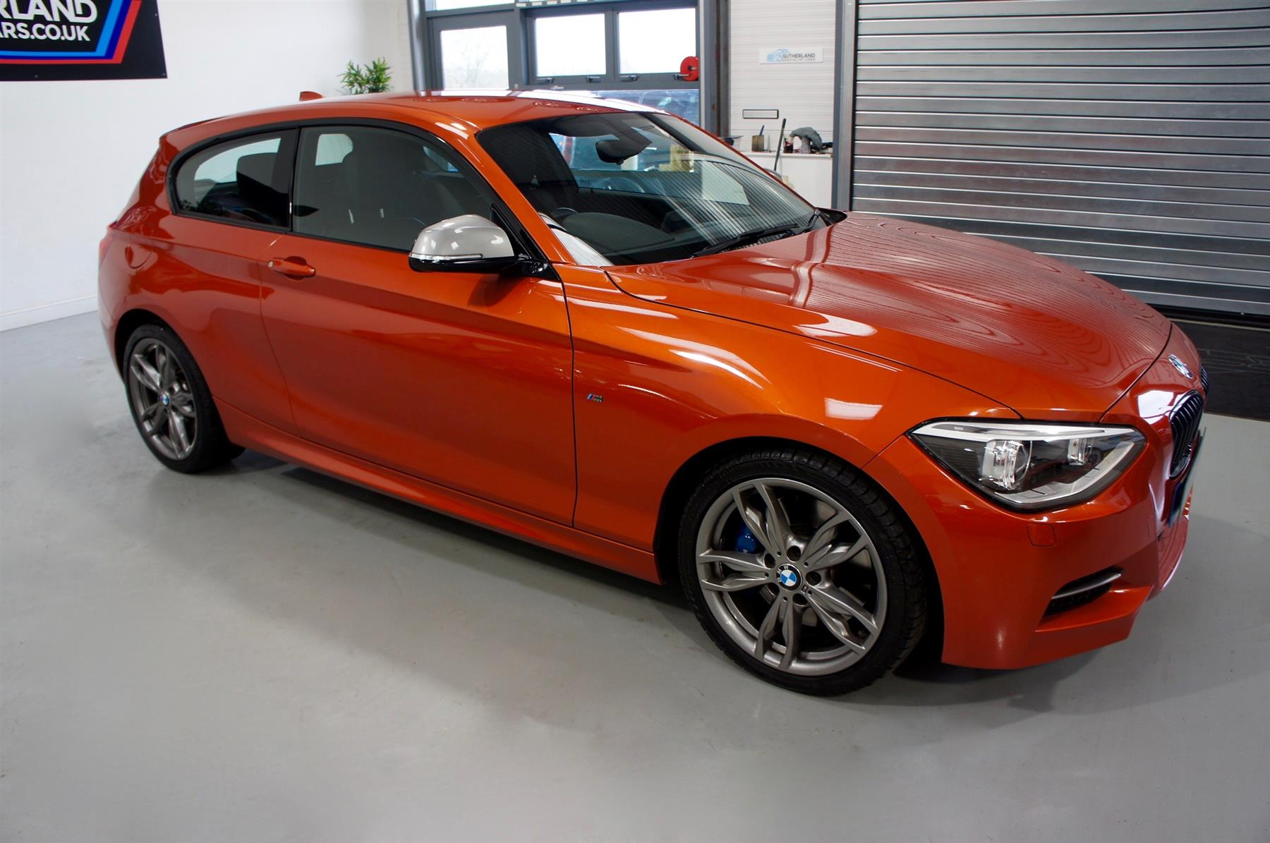 BMW 1 series M135i 2014 photo - 5