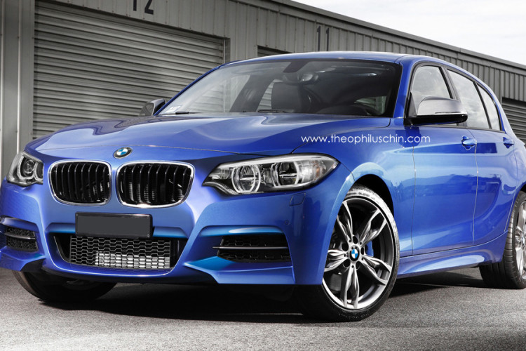 BMW 1 series M135i 2014 photo - 6