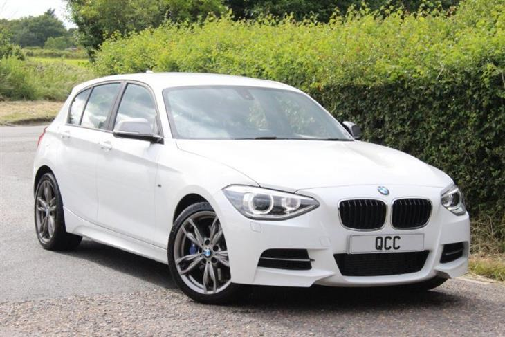 BMW 1 series M135i 2014 photo - 7