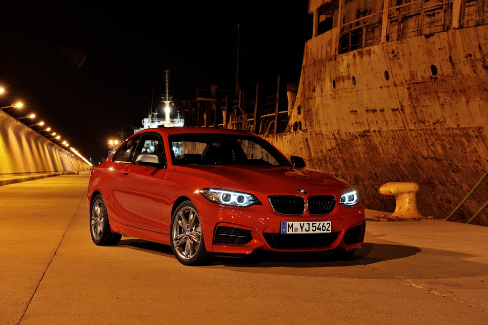 BMW 2 series 220d 2013 photo - 11