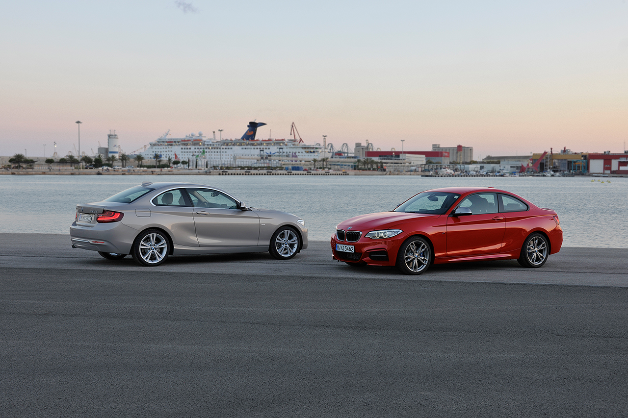 BMW 2 series 220d 2013 photo - 2
