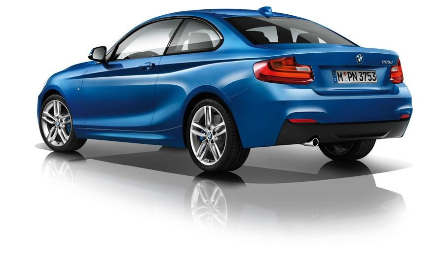 BMW 2 series 220d 2013 photo - 5