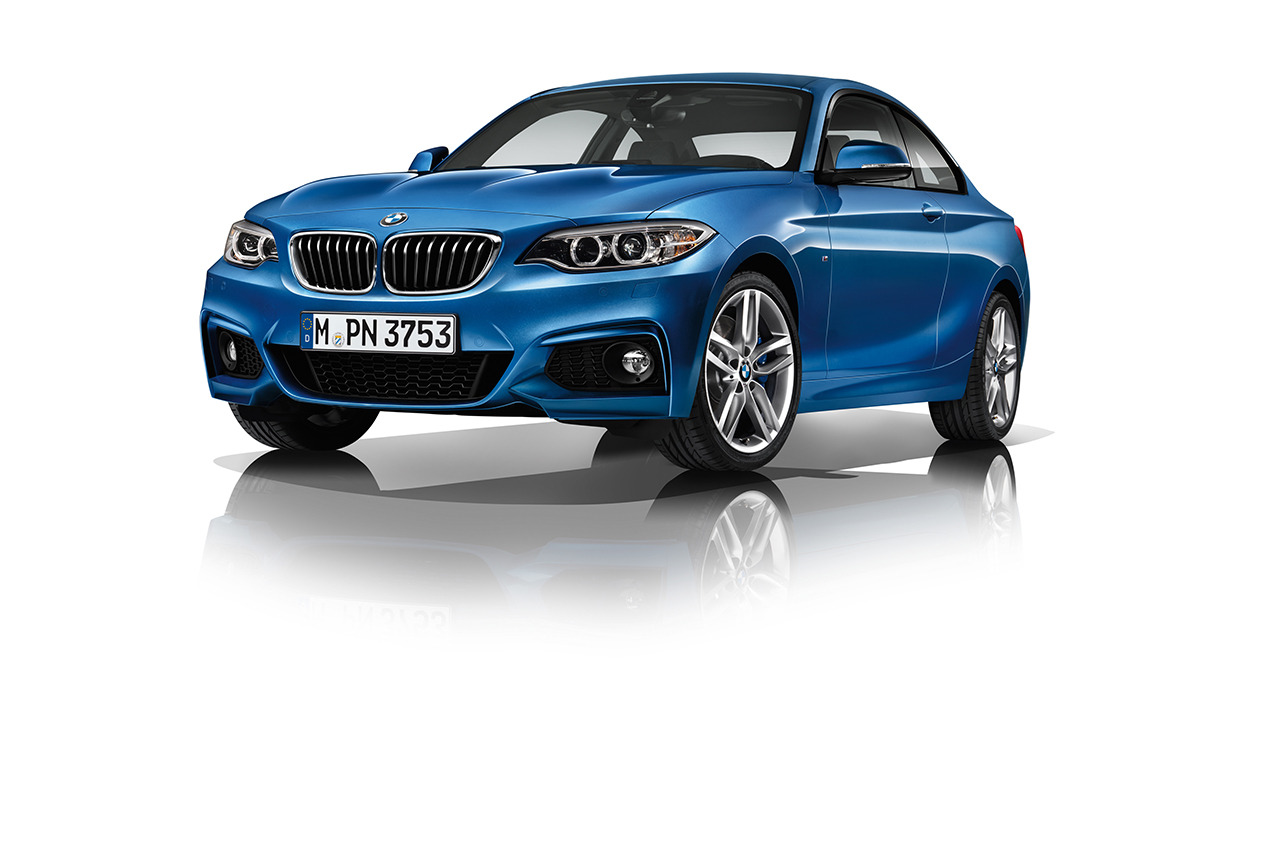 BMW 2 series 220d 2013 photo - 7