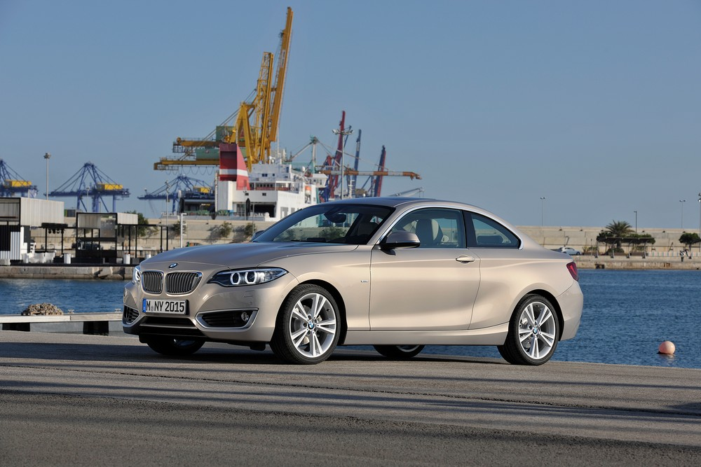 BMW 2 series 220d 2013 photo - 8