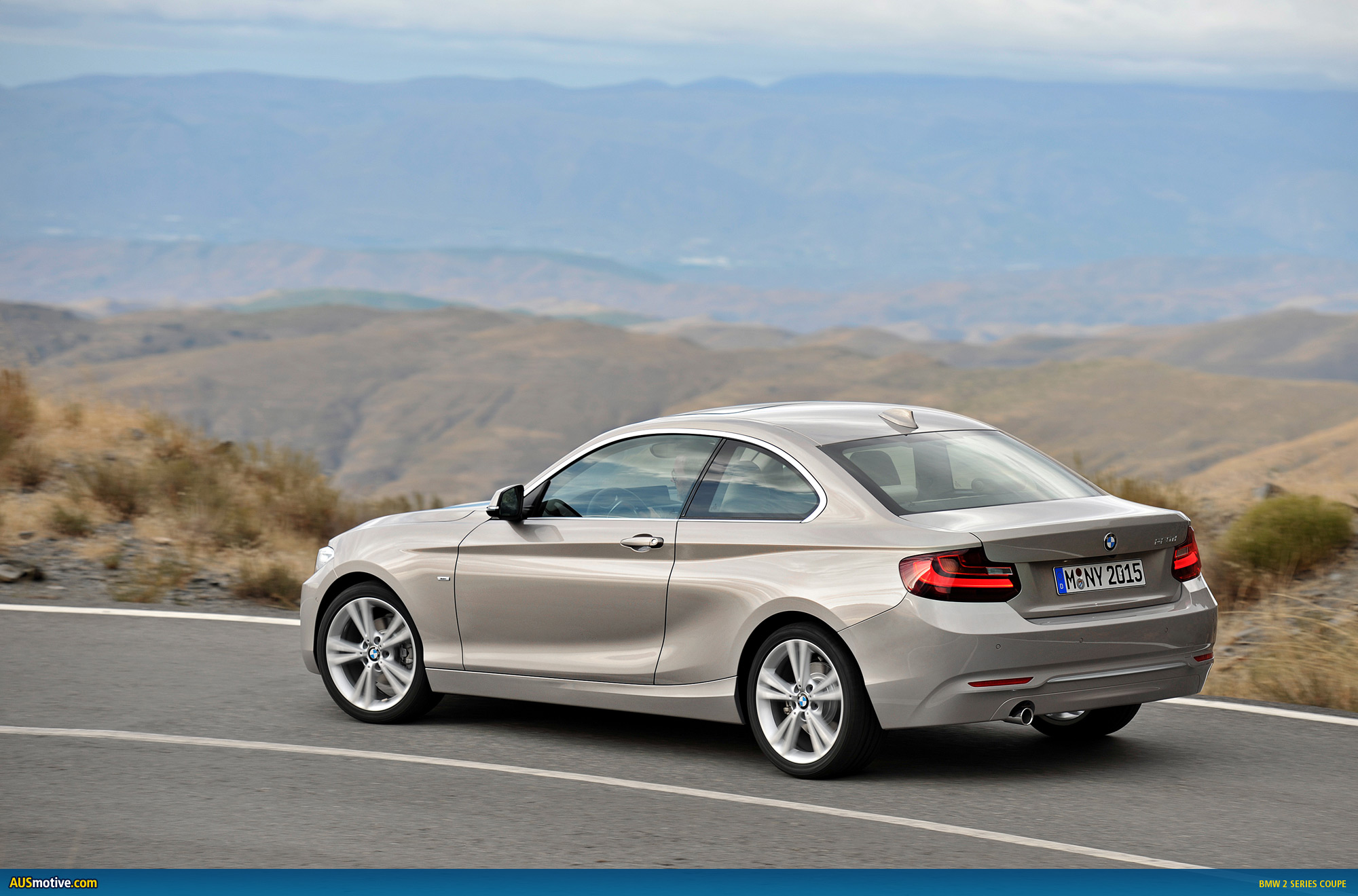BMW Series I Technical Specifications Interior And - Bmw 220i