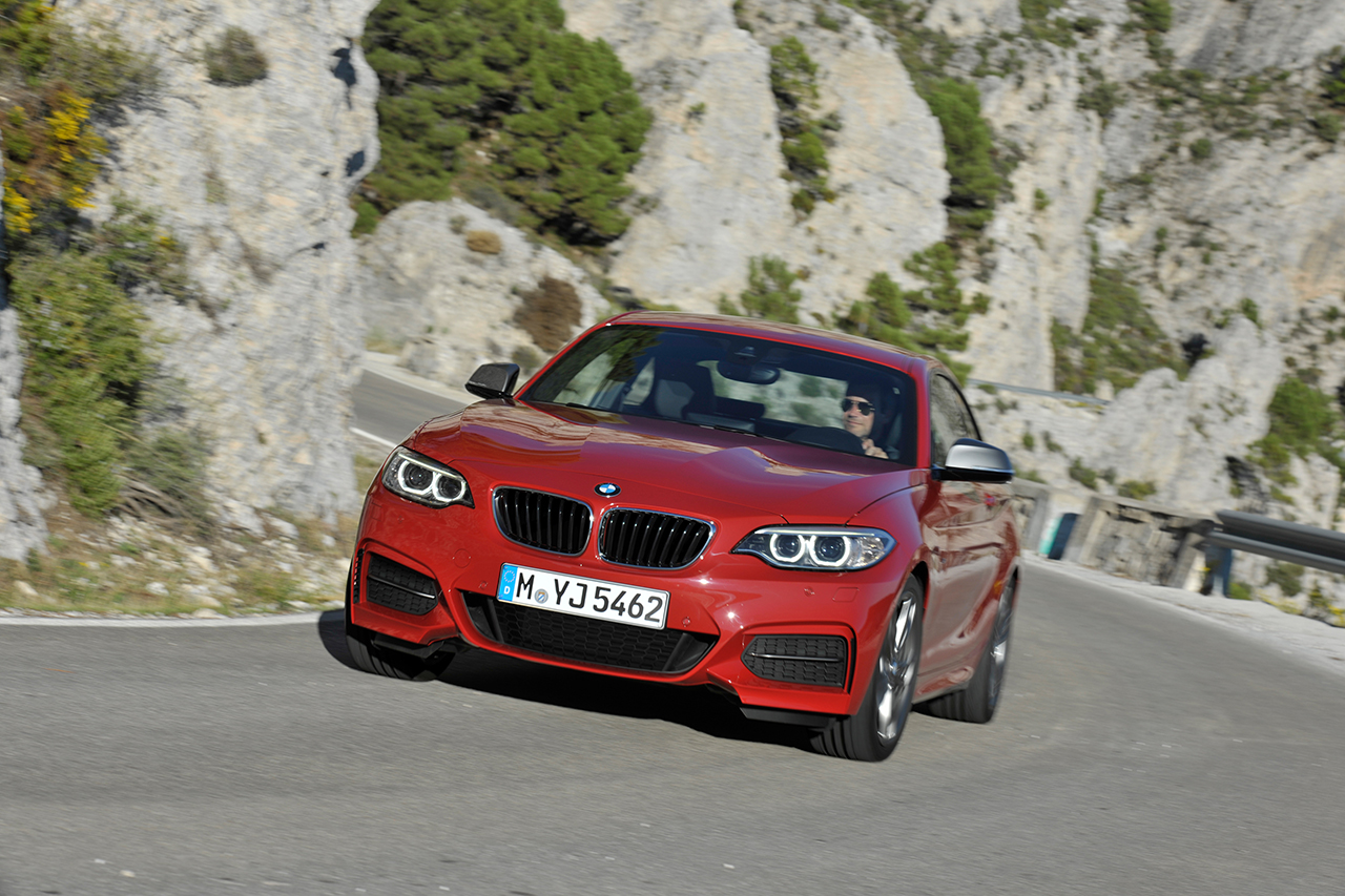 BMW 2 series 228i 2013 photo - 7