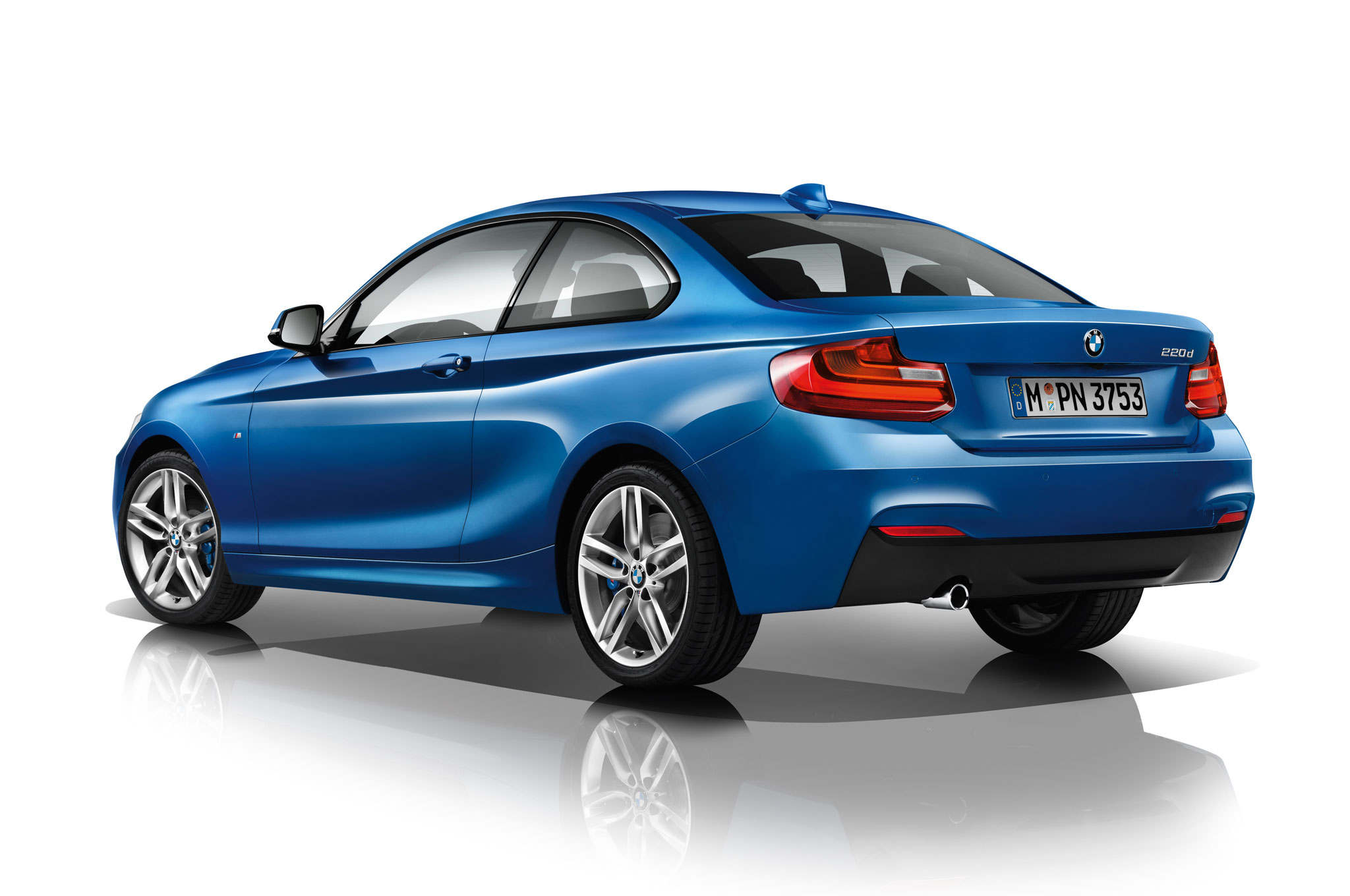BMW 2 series 228i 2014 photo - 11
