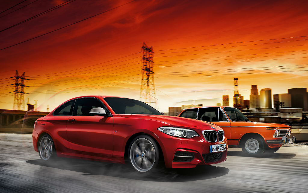 BMW 2 series 228i 2014 photo - 4