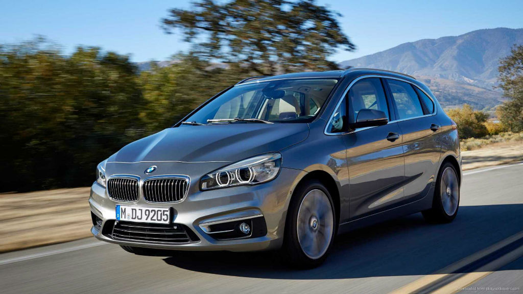 BMW 2 series 228i 2014 photo - 5