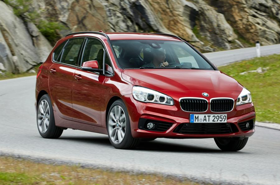 BMW 2 series Active Tourer 216d 2014 photo - 1