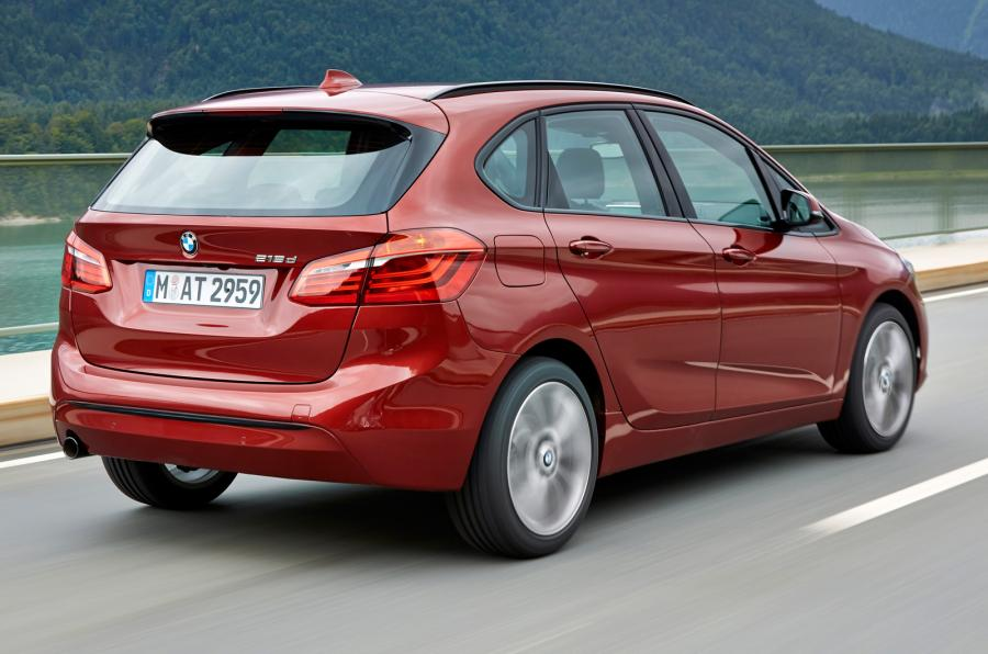 BMW 2 series Active Tourer 216d 2014 photo - 6