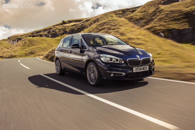 BMW 2 series Active Tourer 216d 2014 photo - 9