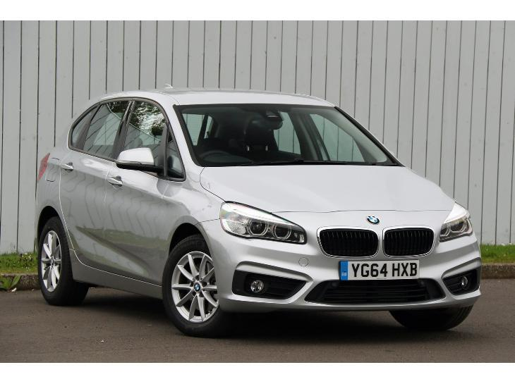 BMW 2 series Active Tourer 218i 2014 photo - 12