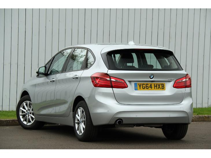 BMW 2 series Active Tourer 218i 2014 photo - 6