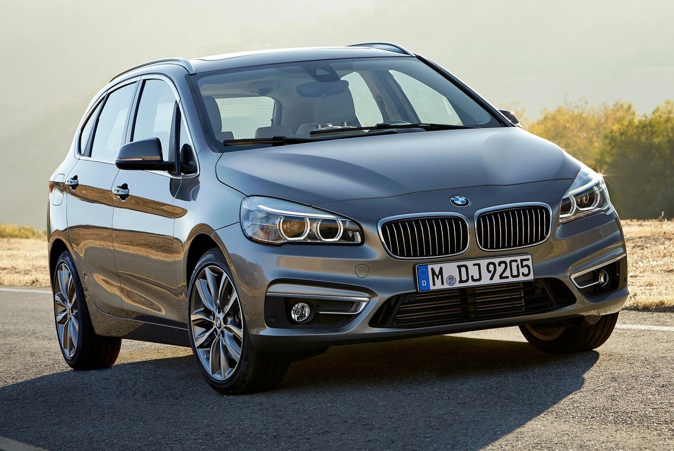 BMW 2 series Active Tourer 220d 2014 photo - 11