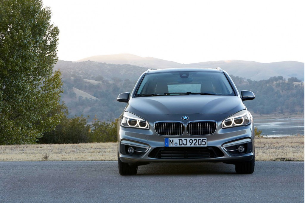 BMW 2 series Active Tourer 220d 2014 photo - 7